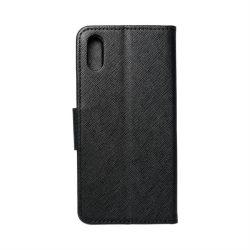 Fancy flipes tok HUAWEI S6 2019 fekete telefontok
