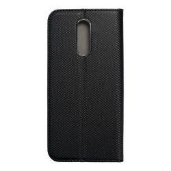 okos kihajtható tok LG K40 fekete telefontok