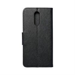 Fancy flipes tok LG K40 fekete telefontok