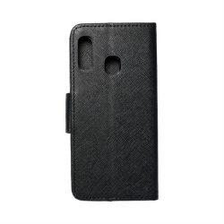 Fancy flipes tok Samsung Galaxy A20e fekete telefontok