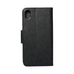 Fancy flipes tok HUAWEI S5 2019 fekete telefontok