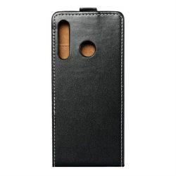Flip tok Slim Flexi Fresh Honor 20 Lite fekete telefontok