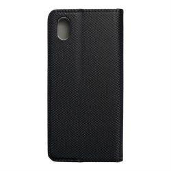 okos kihajtható tok HUAWEI S5 2019 fekete telefontok