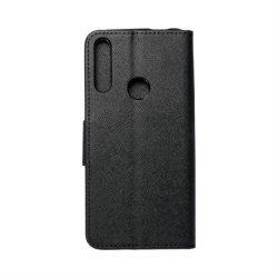 Fancy flipes tok HUAWEI P smart Z / Y9 Prime 2019 fekete telefontok