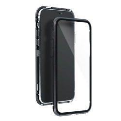 Mágneses 360 tok Samsung Galaxy A30 / A20 fekete telefontok