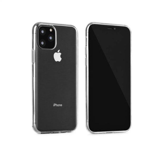 Ultra vékony tok 0,3mm NOKIA 3.2 Átlátszó telefontok