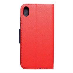Fancy flipes tok Xiaomi redmi 7A piros / sötétkék telefontok