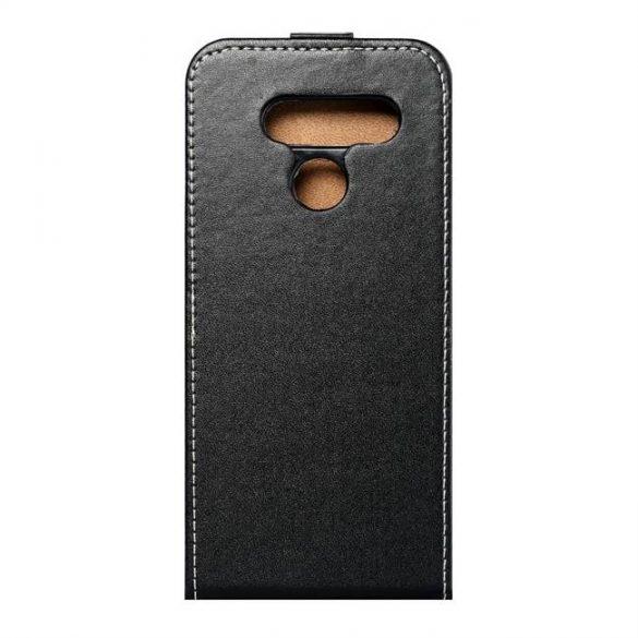 Flip tok Slim Flexi Fresh LG Q60 fekete telefontok