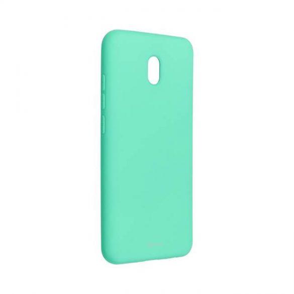 Roar Színes zselés tok - Xiaomi redmi 8A menta telefontok