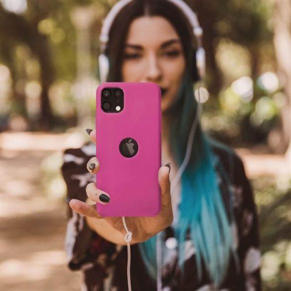 Forcell szilikon tok Xiaomi redmi 8A pink telefontok