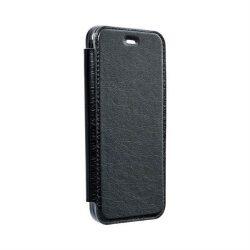 Forcell ELECTRO Bookcase kihajtható tok HUAWEI S5 2018 fekete telefontok
