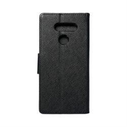 Fancy flipes tok LG K50s fekete telefontok