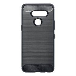 Forcell CARBON tok LG K50S fekete telefontok