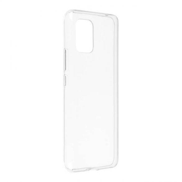 Ultra vékony tok 0,5mm számára - Xiaomi Mi 10 Lite Átlátszó telefontok