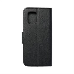 Fancy flipes tok Xiaomi Mi 10 Lite fekete telefontok