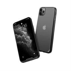 Forcell NEW ELECTRO MATT tok HUAWEI P SMART 2020 fekete telefontok