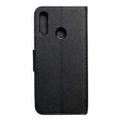 Fancy flipes tok Samsung Galaxy A20s fekete telefontok