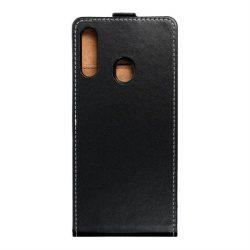 Flip tok Slim Flexi Fresh Samsung Galaxy A20s fekete telefontok