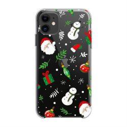 FORCELL WINTER telefontok 20/21 Samsung Galaxy A20S Karácsonyi mintás