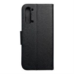 Fancy flipes tok OPPO Find X2 Lite fekete telefontok