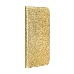 Forcell SHINING Book for Samsung Galaxy A12 arany telefontok