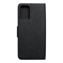 Fancy flipes tok Samsung Galaxy A72 5G fekete telefontok