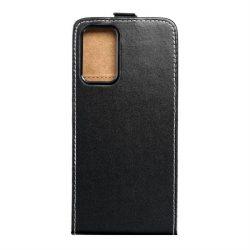 Flip tok Slim Flexi Fresh Samsung Galaxy A72 5G fekete telefontok