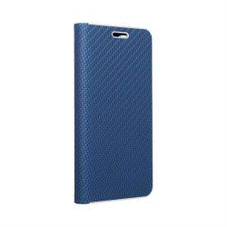 Forcell LUNA Carbon Samsung Galaxy Xtok 4 kék telefontok