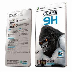 3D teljes képernyős Edzett üveg tempered glass X-ONE - Samsung Galaxy S20 (tok-barát) - ujjlenyomat érzékelő barát üvegfólia