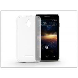 Vodafone Smart 4 Turbo szilikon hátlap - Ultra Slim 0,3 mm - transparent
