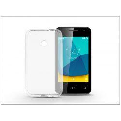 Vodafone Smart First 7 szilikon hátlap - Ultra Slim 0,3 mm - transparent