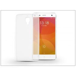 Xiaomi Mi 4 szilikon hátlap - Ultra Slim 0,3 mm - transparent