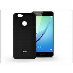 Huawei Nova szilikon hátlap - Roar All Day Full 360 - fekete