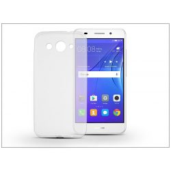 Huawei Y3 (2017) szilikon hátlap - Ultra Slim 0,3 mm - transparent