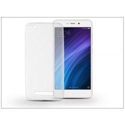 Xiaomi Redmi 4A szilikon hátlap - Ultra Slim 0,3 mm - transparent