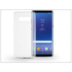 Samsung N950F Galaxy Note 8 szilikon hátlap - Ultra Slim 0,3 mm - transparent
