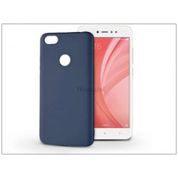 Xiaomi Redmi Note 5A/Note 5A Prime szilikon hátlap - Soft - kék