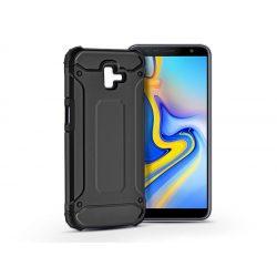 Samsung J610F Galaxy J6 Plus hátlap - Armor - fekete