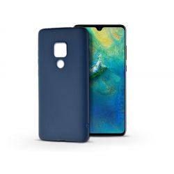 Huawei Mate 20 szilikon hátlap - Soft - kék