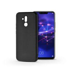 Huawei Mate 20 Lite szilikon hátlap - Soft - fekete