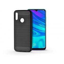 Huawei P Smart (2019)/Honor 10 Lite szilikon hátlap - Carbon - fekete