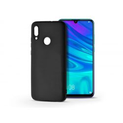 Huawei P Smart (2019)/Honor 10 Lite szilikon hátlap - Soft - fekete