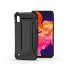 Samsung A105F Galaxy A10 ütésálló hátlap - Armor - fekete