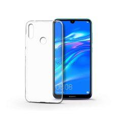 Huawei Y7 (2019)/Y7 Prime (2019) szilikon hátlap - Soft Clear - transparent