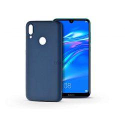 Huawei Y7 (2019)/Y7 Prime (2019) szilikon hátlap - Soft - kék