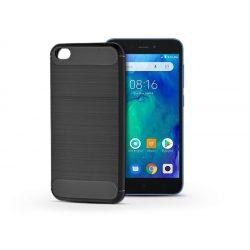 Xiaomi Redmi Go szilikon hátlap - Carbon - fekete