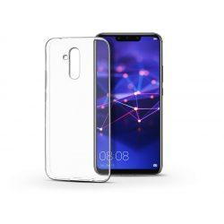 Huawei Mate 20 Lite szilikon hátlap - Soft Clear - transparent