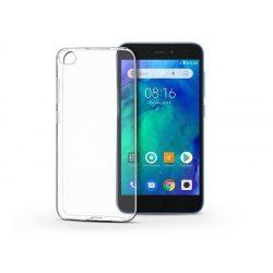 Xiaomi Redmi Go szilikon hátlap - Soft Clear - transparent