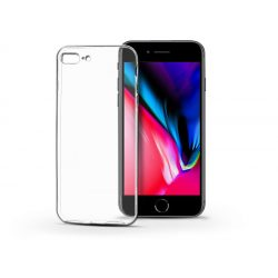 Apple iPhone 7 Plus/8 Plus szilikon hátlap - Soft Clear - transparent