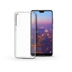 Huawei P20 Pro szilikon hátlap - Soft Clear - transparent